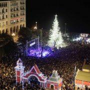 Θεσσαλονίκη Χριστουγεννιάτικο χωριό