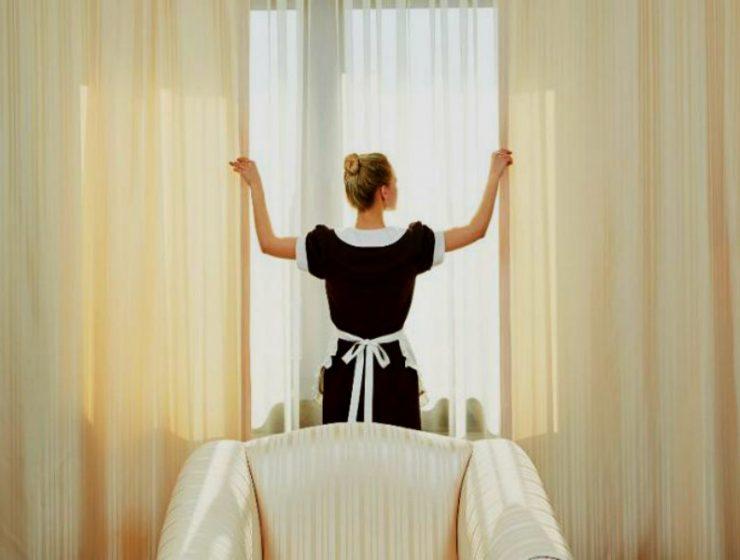 ακριβά ξενοδοχεία καθαριότητα