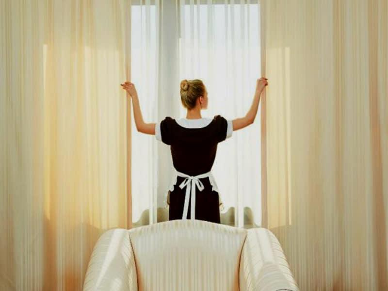 Τα ακριβά ξενοδοχεία προσέχουν περισσότερο την καθαριότητα τους;