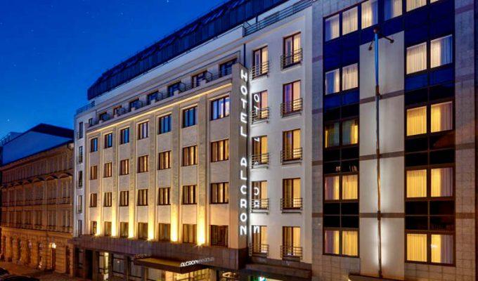 Alcron Hotel Πράγα