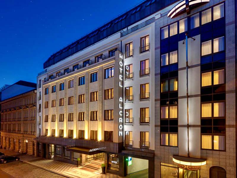 Alcron Hotel: Ένα από τα καλύτερα ξενοδοχεία της Ευρώπης βρίσκεται στην Πράγα!