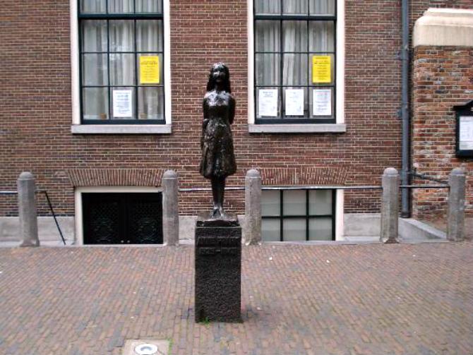 Το σπίτι της Άννας Φρανκ, Άμστερνταμ