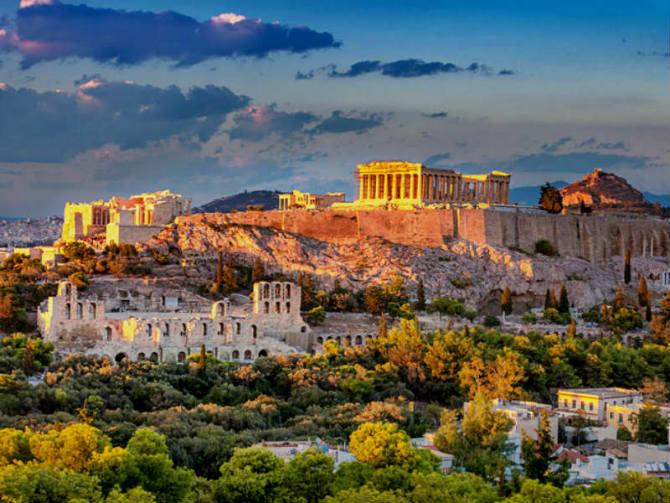 Αθήνα, Ελλάδα αρχαιότερες πόλεις του κόσμου