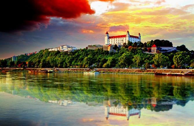 Μπρατισλάβα Κάστρο