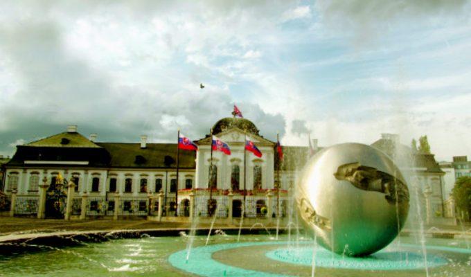 Μπρατισλάβα, Σλοβακία