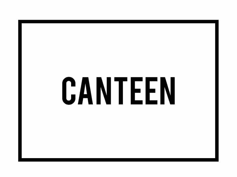 Canteen All day Bar Restaurant: Φιλανθρωπικό δείπνο στις 11 Δεκεμβρίου!