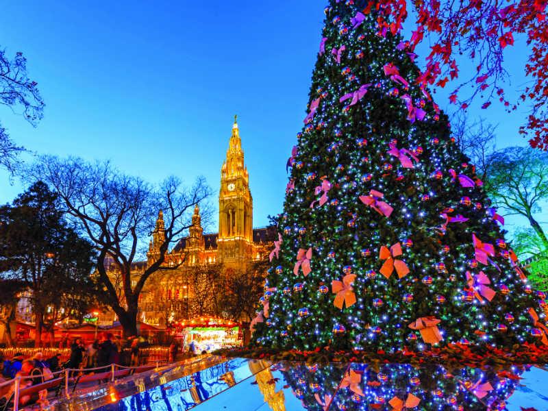 It's Christmas Time: Τα πιο εντυπωσιακά γιορτινά Events στην Ευρώπη!
