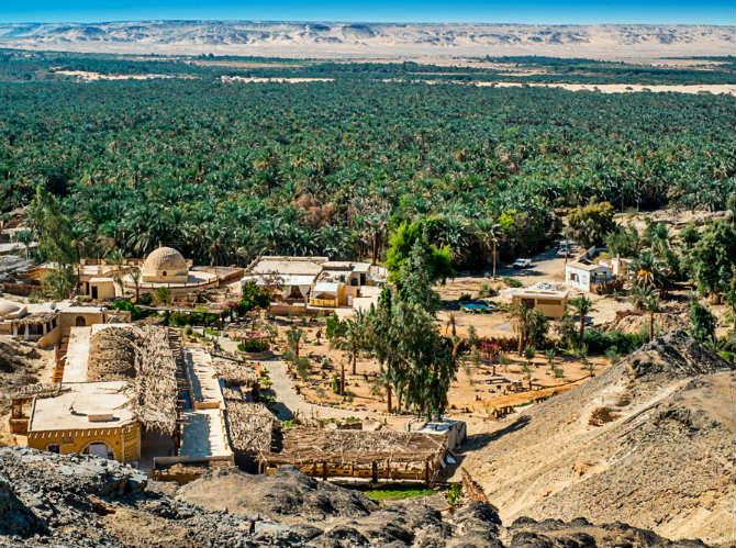 Φαγιούμ, Αίγυπτος