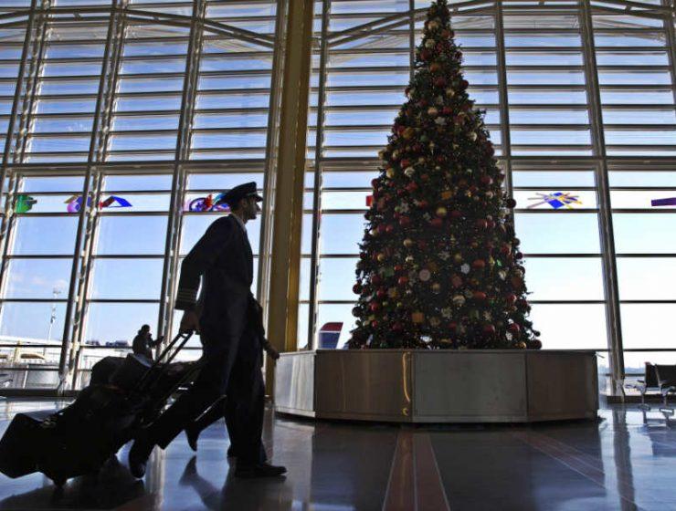 γιορτινά αεροδρόμια