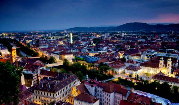 Γκρατς, Αυστρία