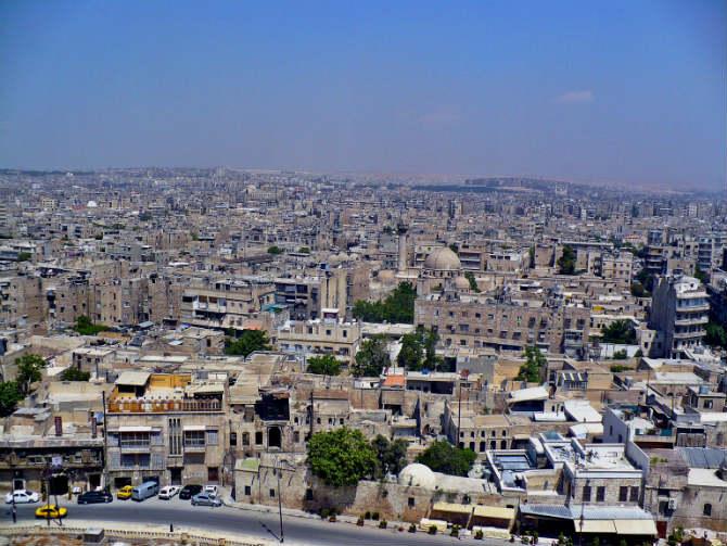 Χαλέπι, Συρία
