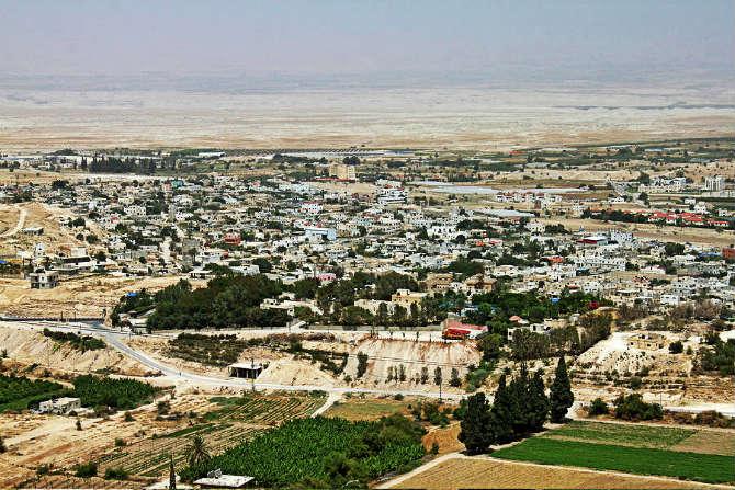 Jericho, Δυτική Όχθη Παλαιστίνης αρχαιότερες πόλεις του κόσμου