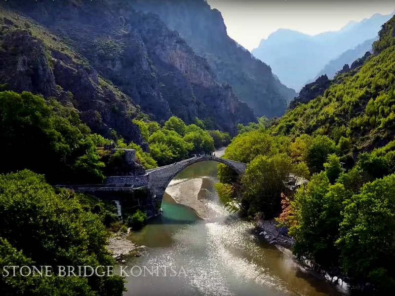 Το εντυπωσιακό «ταξίδι» πάνω από τις ομορφιές της Ελλάδας! (video)