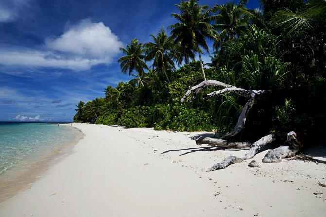 Νησιά Μάρσαλ, Κεντρικός Ειρηνικός