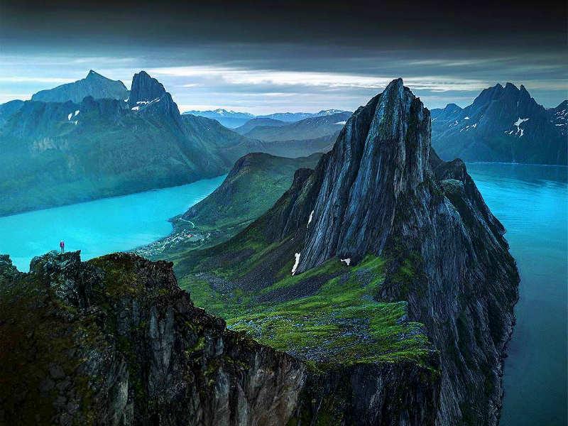 Τα 5+1 ονειρικά μέρη του πλανήτη που θα νομίζεις ότι δεν υπάρχουν!