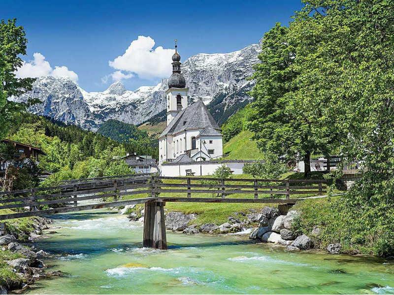 Γερμανία: 10+1 Παραμυθένια χωριά που αξίζει να επισκεφτείτε!