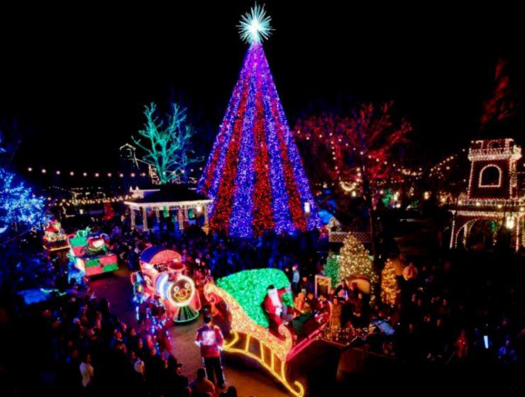 χριστουγεννιάτικο χωριό Πεδίον του Άρεως