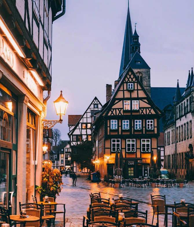 Quedlinburg, Γερμανία