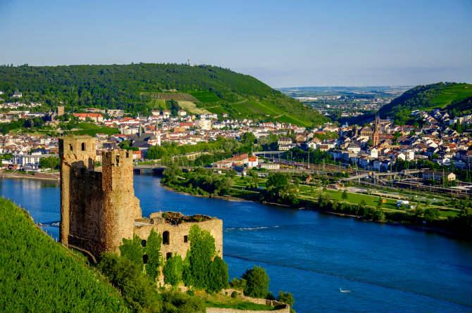 Rüdesheim am Rhein, Γερμανία