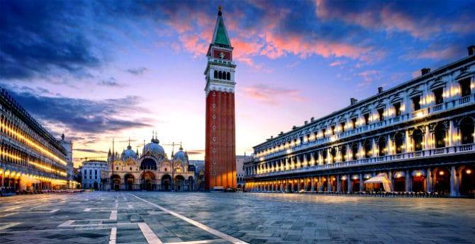 Πλατεία Σαν Μάρκο, Βενετία