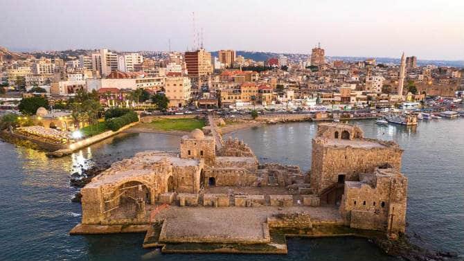 Σιδώνα, Λίβανος αρχαιότερες πόλεις του κόσμου