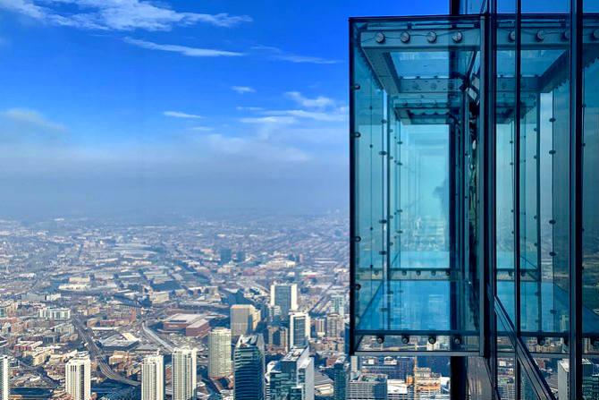 Σκάιντεκ- Πύργος Γουίλις, Σικάγο