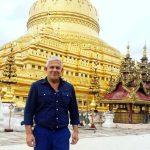 Τάσος Δούσης Βιρμανία