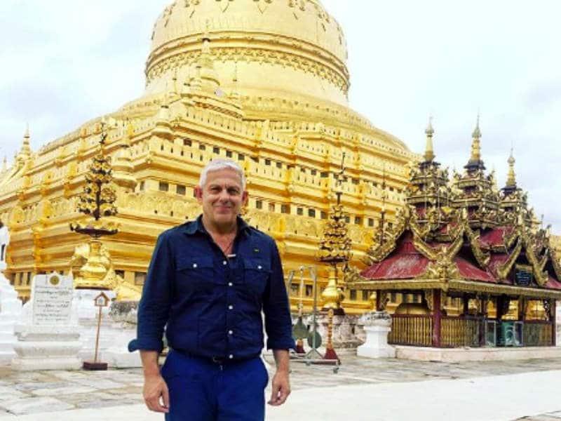 O Τάσος Δούσης και οι «Εικόνες» μας ξεναγούν στη Βιρμανία! (video)