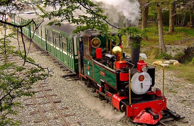 Τρένο Ουσουάια