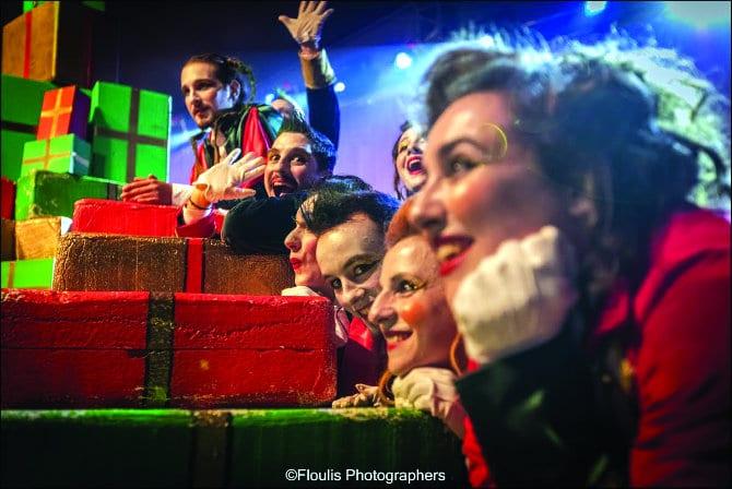 Τρίκαλα: Χριστούγεννα στην πόλη των...ξωτικών!