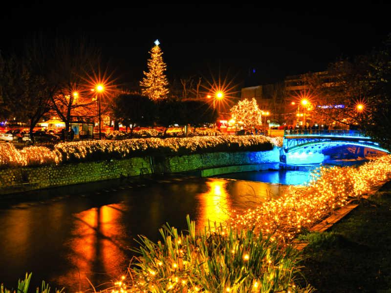Τρίκαλα: Χριστούγεννα στην πόλη των…ξωτικών!
