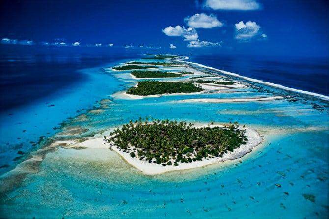Ατόλες Tuamotu, Γαλλική Πολυνησία