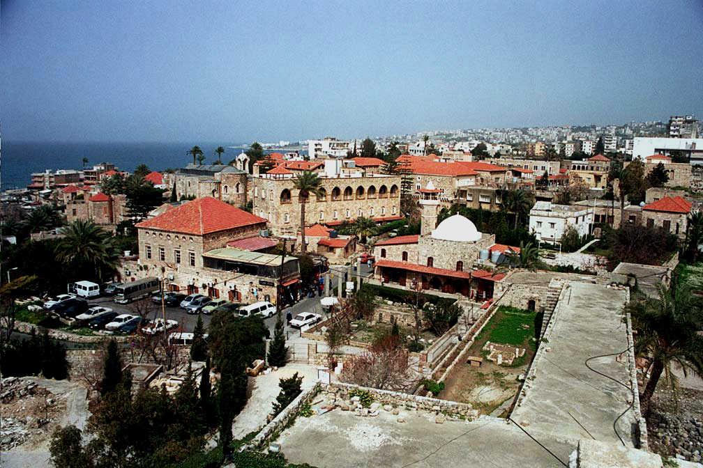 Βύβλος, Λίβανος