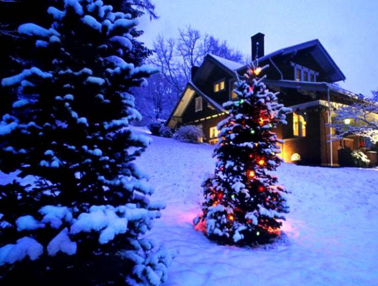 Χριστούγεννα προορισμοί