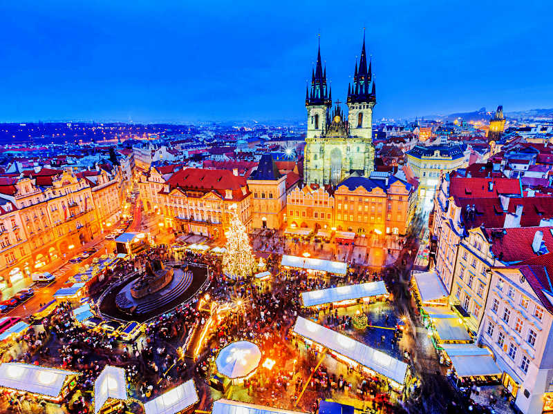 Οι 10 πιο εντυπωσιακές Χριστουγεννιάτικες αγορές της Ευρώπης!