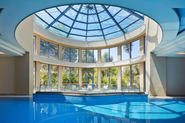 Alkyon Resort Hotel Spa πισίνα