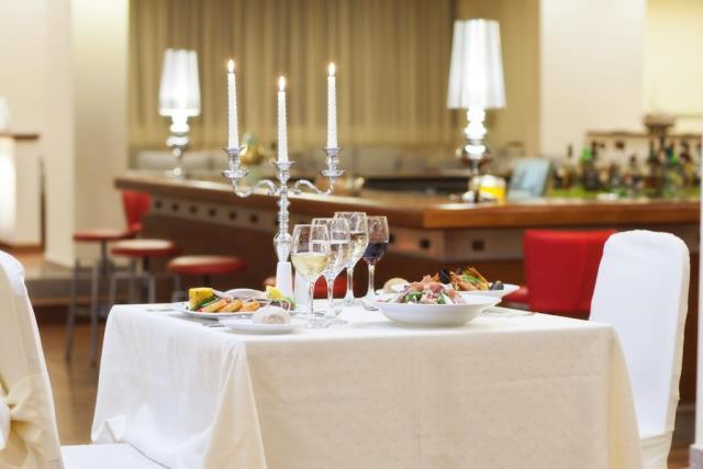 Alkyon Resort Hotel Spa ρομαντικό δείπνο