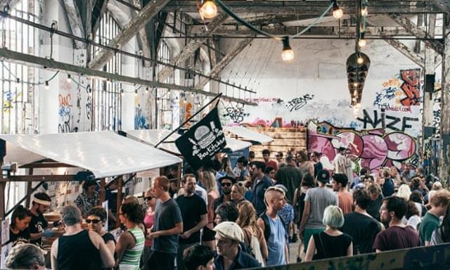 Berlin Village Market, Αγορά Βερολίνο