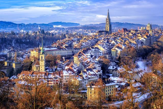 Βέρνη, πόλη στην Ελβετία