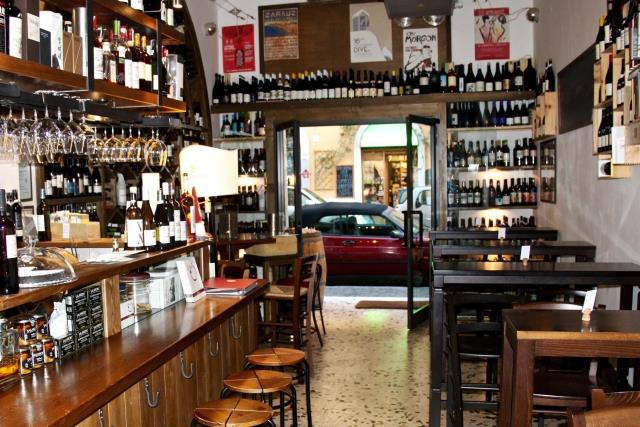 Il Sori wine bar Ρώμη