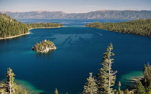 Λίμνη Τάχο, Καλιφόρνια