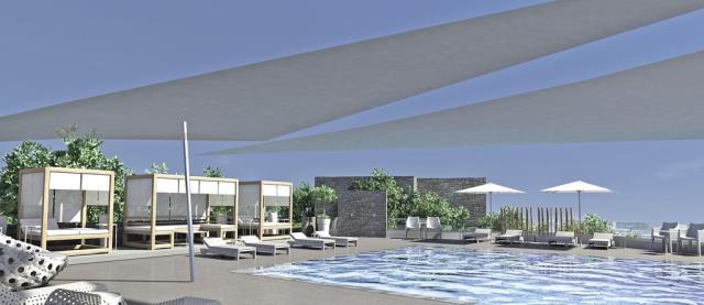 Lalibay Resort & Spa εξωτερική πισίνα