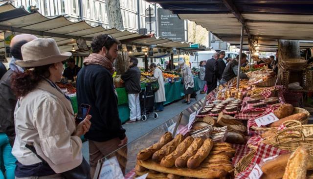 Αγορά Le Marche Raspail, Παρίσι
