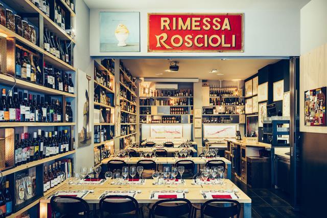 Rimessa Roscioli wine bar Ρώμη
