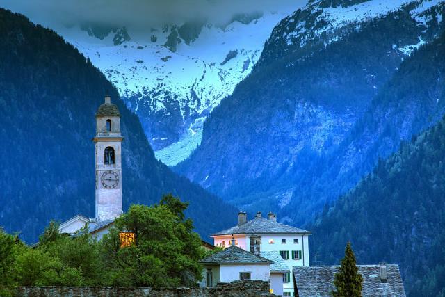 Soglio, Ελβετία