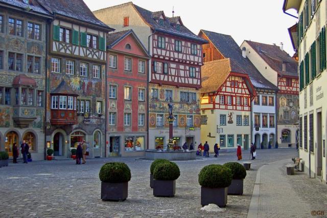 Stein am Rhein, Ελβετία