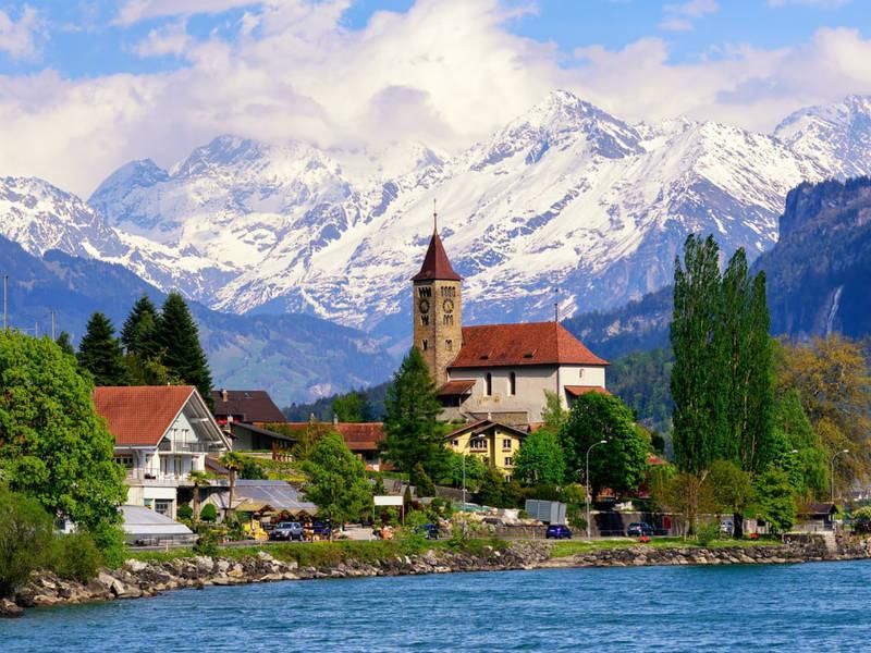 Ελβετία: 10 πόλεις και χωριά που μοιάζουν να βγήκαν από παραμύθι!