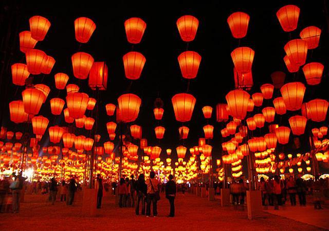 Κινέζικη Πρωτοχρονιά στη Ταϊβάν