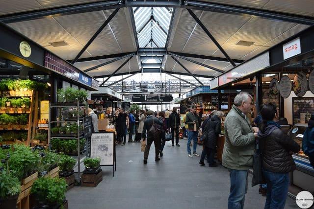 Torvehallerne, αγορά Κοπεγχάγη