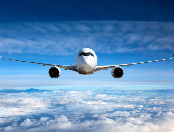 Αεροπορικές γραμμές και εισιτήρια